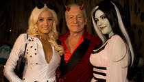 Hef Ain't Nothing But a Horn Dog