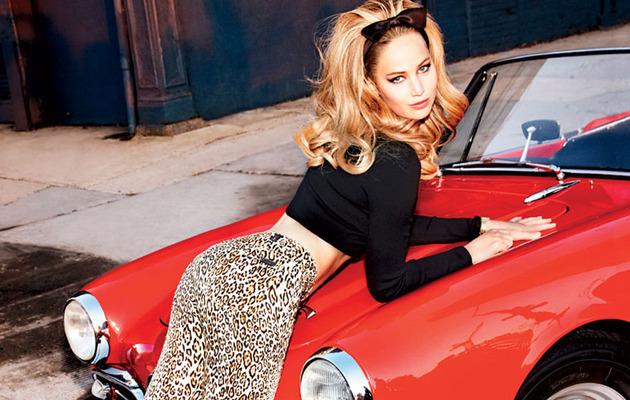 Jennifer Lawrence: Fame Is A Curse