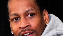 Allen Iverson to Judge -- Don't Screw Me Like You Screwed Usher's Wife