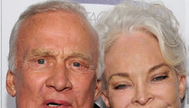 Buzz Aldrin -- Officially Divorced