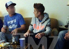 Justin Bieber -- Let's Be Blunt ... Whatcha Smoking ... Weed? [PHOTOS]
