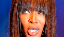 Naomi Campbell Brutally Mugged in Paris