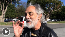 Tommy Chong -- Justin Bieber's Talented BECAUSE He Smokes Weed