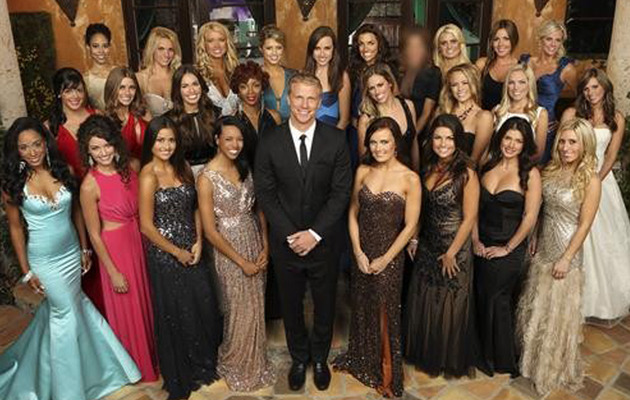 "Beauties of the ""Bachelor""-- Guess Who's Younger!"