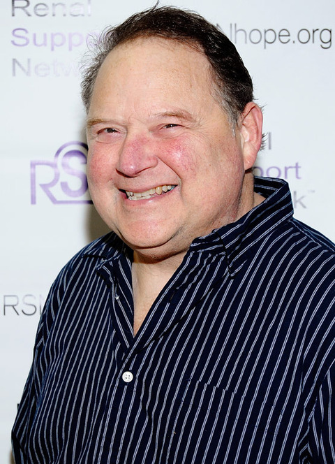 Stephen Furst -- now 58 years old -- was spotted out looking scholarly.