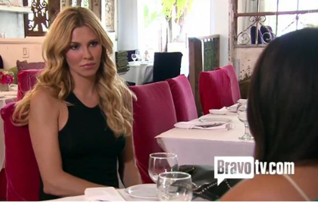 Brandi Glanville Confronts Eddie Cibrian's Mistress