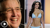 Katherine Webb -- AJ McCarron's Girlfriend is Brent Musburger's MVP