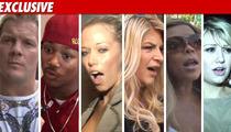New 'Dancing' Cast -- WWE Star, Rapper, Playmate