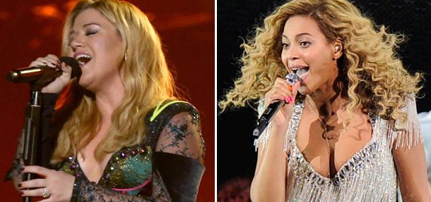 Kelly Clarkson, Beyonce to Perform at Obama's Inauguration