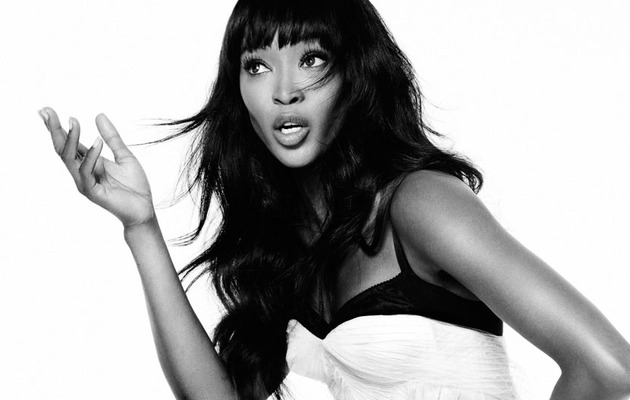 Naomi Campbell Talks Tirades and Tyra Banks!