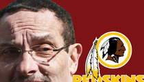 Washington D.C. Mayor -- 'Redskins' Is RACIST ... It's Time for a Change