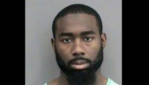 Chris Rainey Arrested -- Pittsburgh Steelers Running Back Accused of Slapping Girlfriend