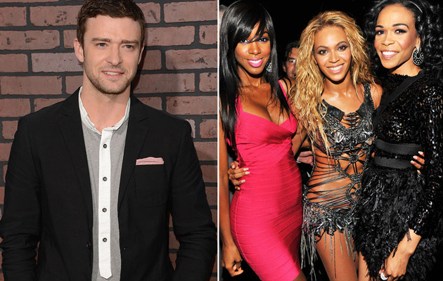 Justin Timberlake, Destiny's Child Announce New Music!