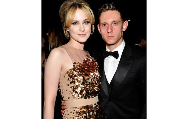 Evan Rachel Wood and Jamie Bell Are Expecting a Baby!