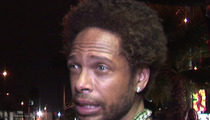 Gary Dourdan -- Getting Killed Off 'CSI' Left My Finances DOA