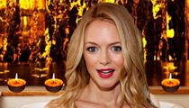 Heather Graham -- NYC Pad Catches Fire ... Stupid Candles!