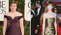 Lena Dunham -- 'Girls' Don't Cry