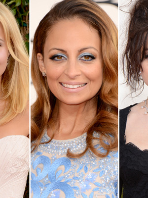 Golden Globes: Hair and Makeup Mishaps!