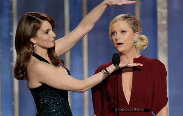 The Top 5 Can't Miss Moments From The Golden Globes!