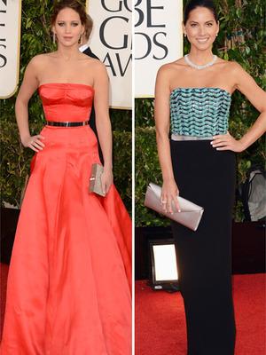 Golden Globe Awards: Red Carpet Trends!