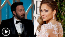 Ben Affleck to Jennifer Lopez -- How You Like Me Now?