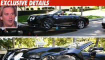 Sean Stewart Wrecks $200,000 Bentley