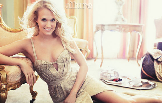 Carrie Underwood Talks Gay Marriage, Underwear and Nashville!