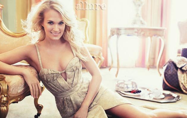 Carrie Underwood Talks Gay Marriage, Underwear and Nashville!