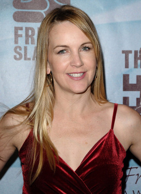 Renee O'Connor resurfaced at an event in Redondo Beach looking fearless.