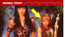"Gabrielle in ""Xena Warrior Princess"": 'Memba Her?!"