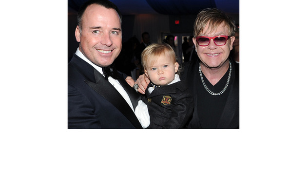 Elton John and David Furnish Welcome a Second Son