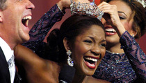 Ex-Miss America Ericka Dunlap -- Show Producer Moved My Seat Because I'm Black