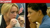 Lindsay Lohan's Lawyer: I Quit!