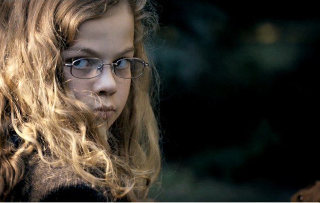 """""""Mama"""" Now In Theaters: See The Creepiest Kids On Film!"""