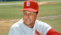 Stan Musial Dead -- Baseball Legend Dies at 92