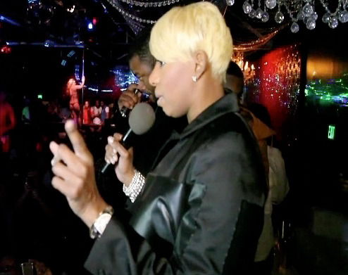 Video: NeNe Leakes Returns to the Strip Club