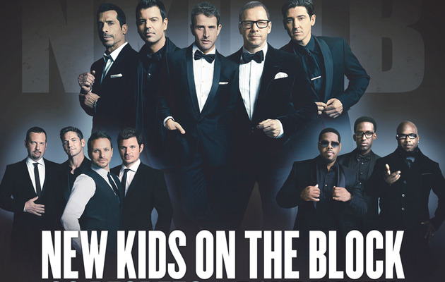 New Kids on the Block To Tour with Boyz II Men and 98 Degrees