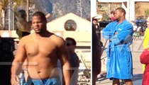 Ndamukong Suh's Teammates -- Celeb Diving Show is a HUGE MISTAKE!
