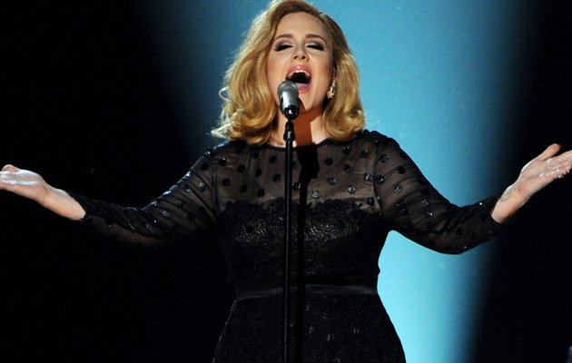 "Adele To Perform ""Skyfall"" at the Oscars"