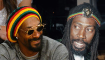 Snoop 'Lion' aka Snoop Dogg -- REJECTED and Threatened by Bunny Wailer and Rastas Everywhere
