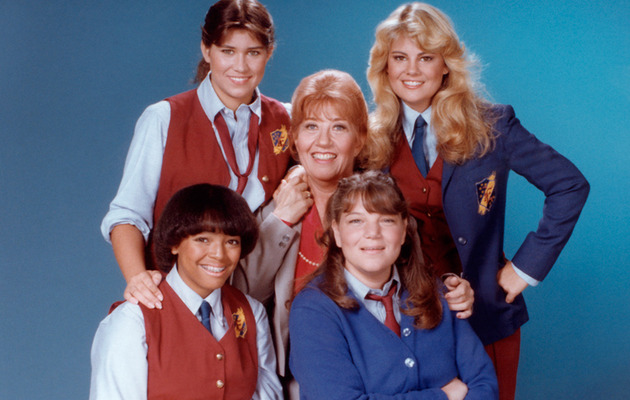 """The Facts of Life"" Cast -- Then & Now!"