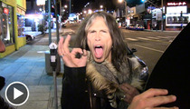 Steven Tyler -- Beyonce Deserves a HOT PASS for Fake National Anthem