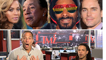 TMZ Live: Smokey Robinson -- Fired Up Over Beyonce