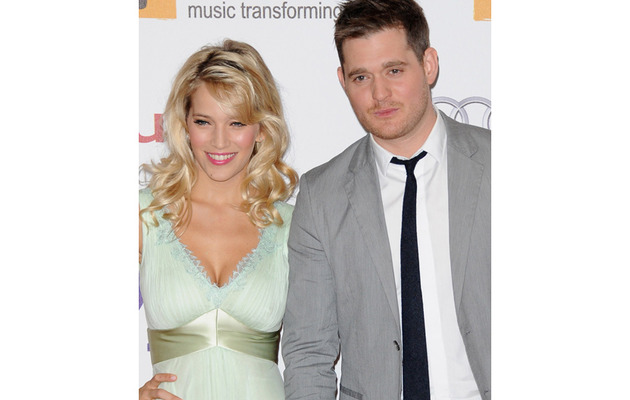 Michael Bublé and Wife Luisana Lopilato Expecting a Baby!