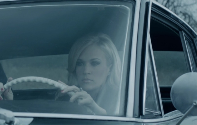 Carrie Underwood Out for Blood New Music Video!