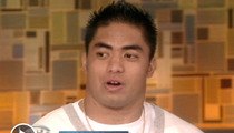 Manti Te'o -- I'M FAR FAR FAR FROM GAY