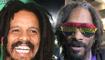 Bob Marley's Son to Snoop -- My Dad Would've LOVED You!