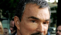 Burt Reynolds Hospitalized -- Intensive Care Unit After Catching the Flu