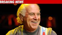 Jimmy Buffett -- Released from Hospital!