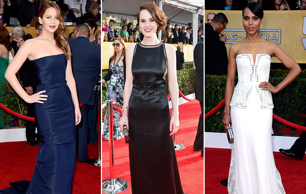 2013 Screen Actors Guild Awards: See All The Red Carpet Arrivals!